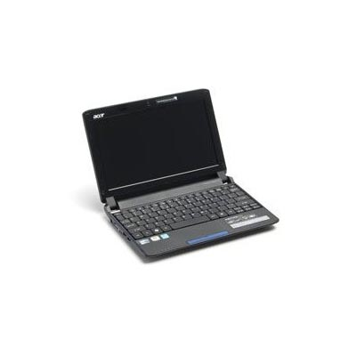 "Acer Aspire AO532h-2527 10.1"""" Atom 1.66Gz Netbook-Blue"
