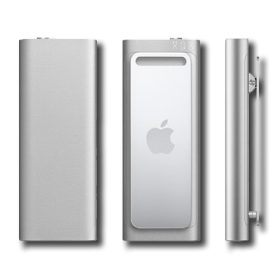 ipod shuffle applesilverflash playergeneraci ipods at target. Black Bedroom Furniture Sets. Home Design Ideas