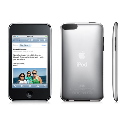 Apple iPod Touch 32GB 3rd Gen. MP3 Player WiFi Video