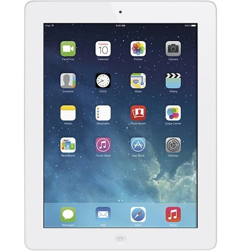 Apple iPad 2 with Wi-Fi 16GB White MC979LL/A