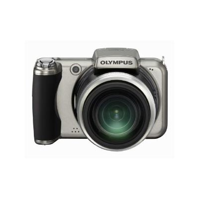 Olympus SP-800UZ Titanium 14MP Digital Camera
