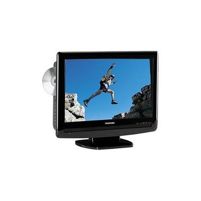 Toshiba 15lv505 15.6-inch Lcd Tv Built-in Dvd Player Picture